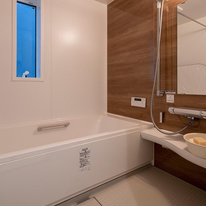 浴室ユニットの交換
