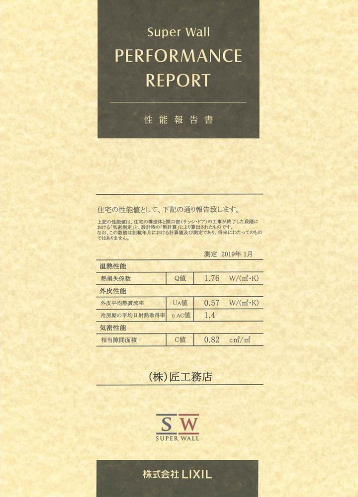 性能報告書(千々石)