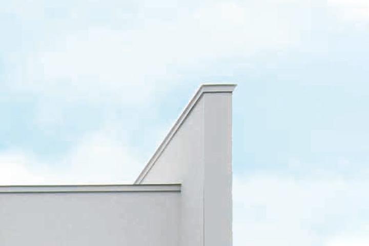 TRETTIO GRAD標準仕様-外壁(吹付塗装)