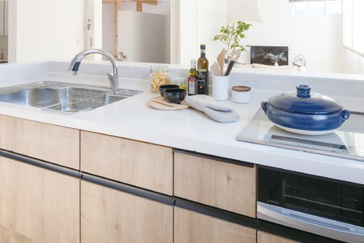 TRETTIO標準仕様-食器棚(オリジナルクラフト)