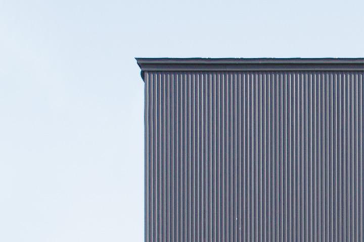 TRETTIO VALO 2Fプラン標準仕様-外壁(ガルバリウム鋼板)