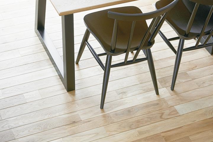 TRETTIO VALO 2Fプラン標準仕様-フローリング床材